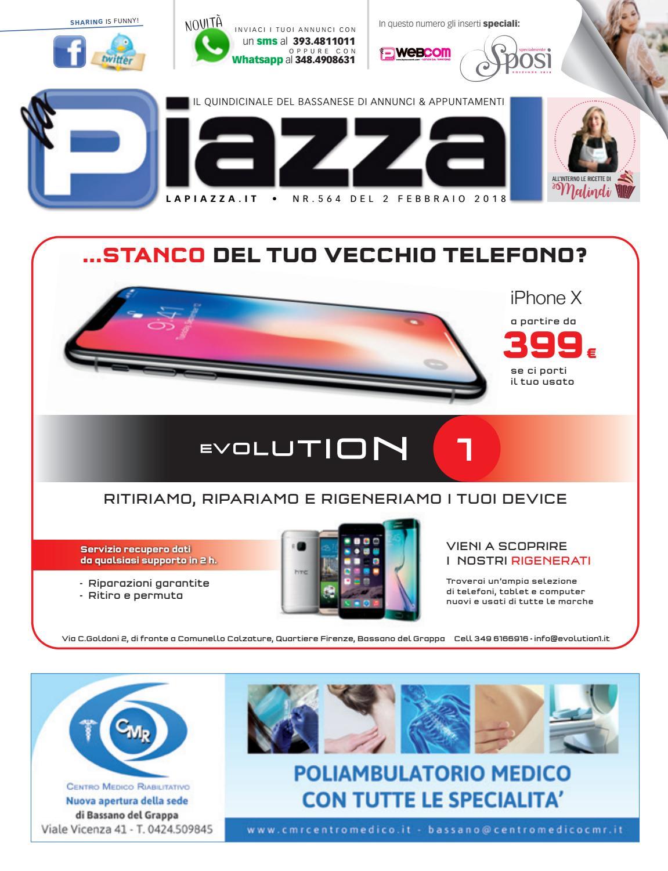 cc75d400ea94 la Piazza di Bassano 564 by la Piazza di Cavazzin Daniele - issuu