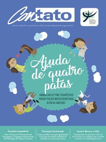 Revista Contato Edição 115 by Conselho Regional de