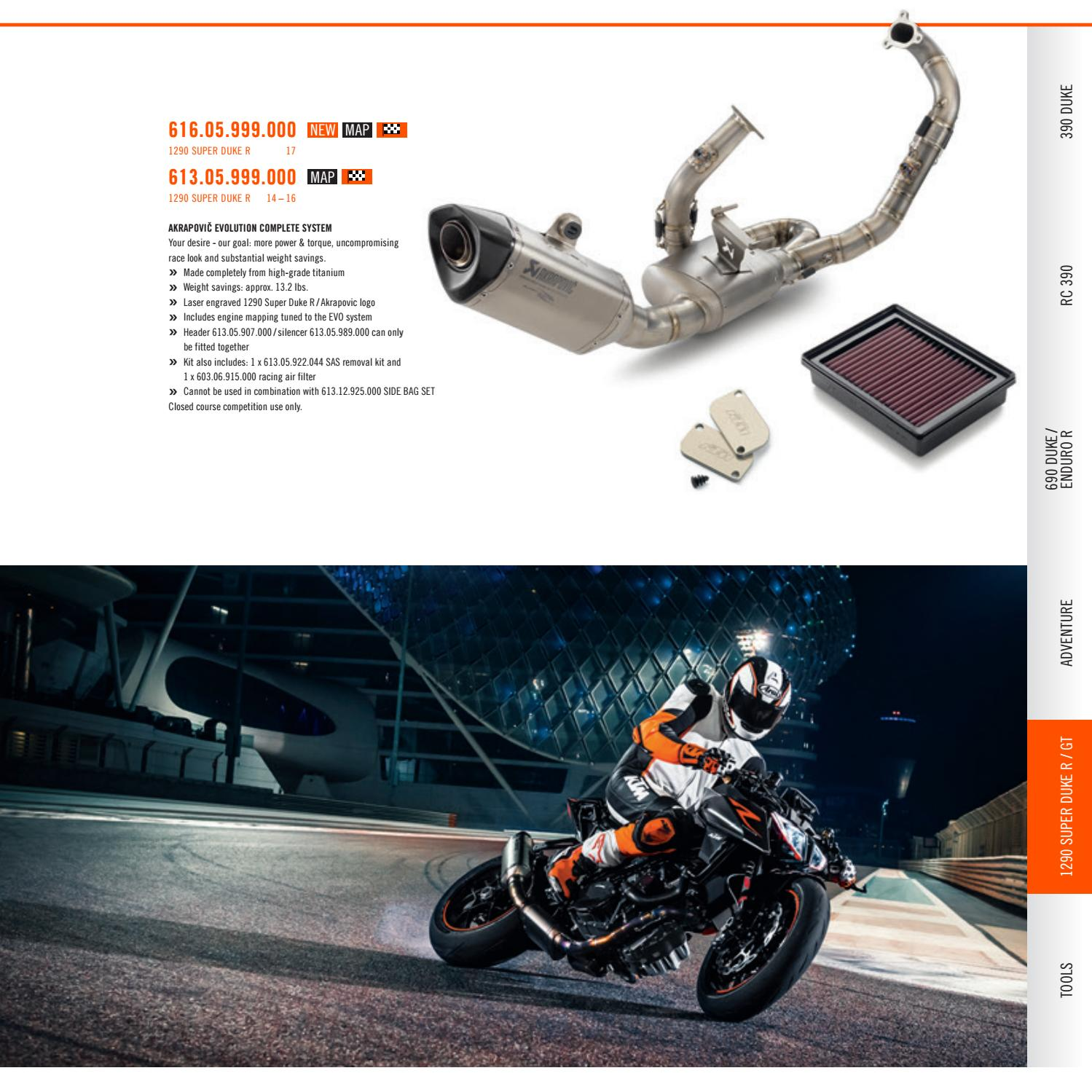 KTM PowerParts Street Catalog 2017 USA by KTM GROUP - issuu