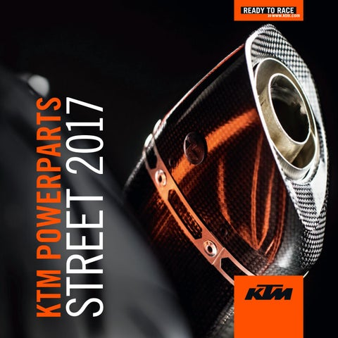 KTM PowerParts Street Catalog 2017 USA by KTM GROUP - issuu