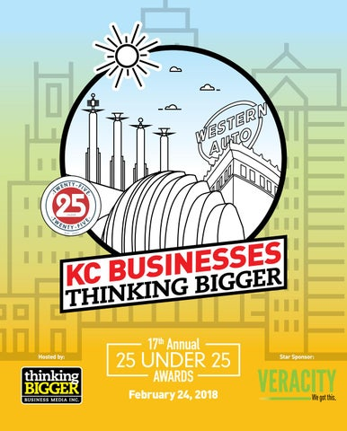 Thinking Bigger Business Media—25 Under 25 Supplement