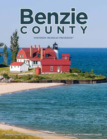 benzie count y northern michigan preserved a a