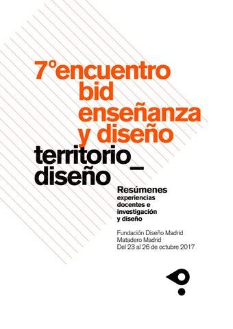 ad13b2223273 Publicación resúmenes 7 Encuentro BID by ...