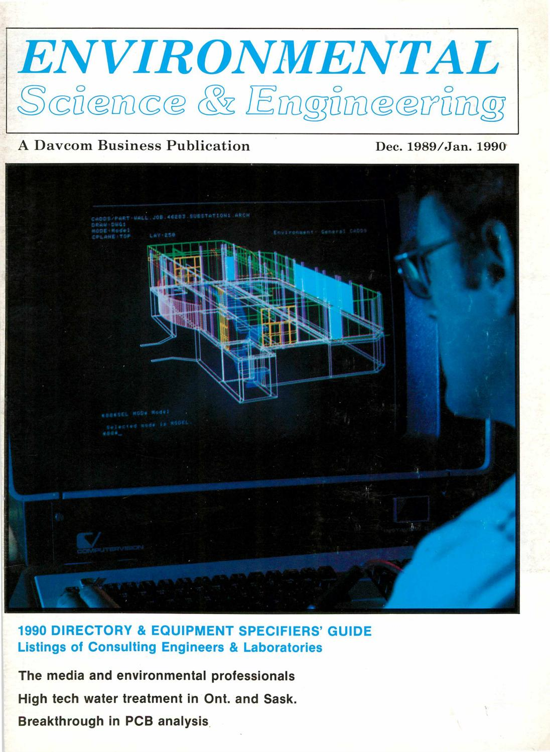 Environmental Science Engineering Magazine Esemag December 1989 Circuit Board Soap Lotion Dispenser Glass Potty Training Concepts January 1990 By And Issuu