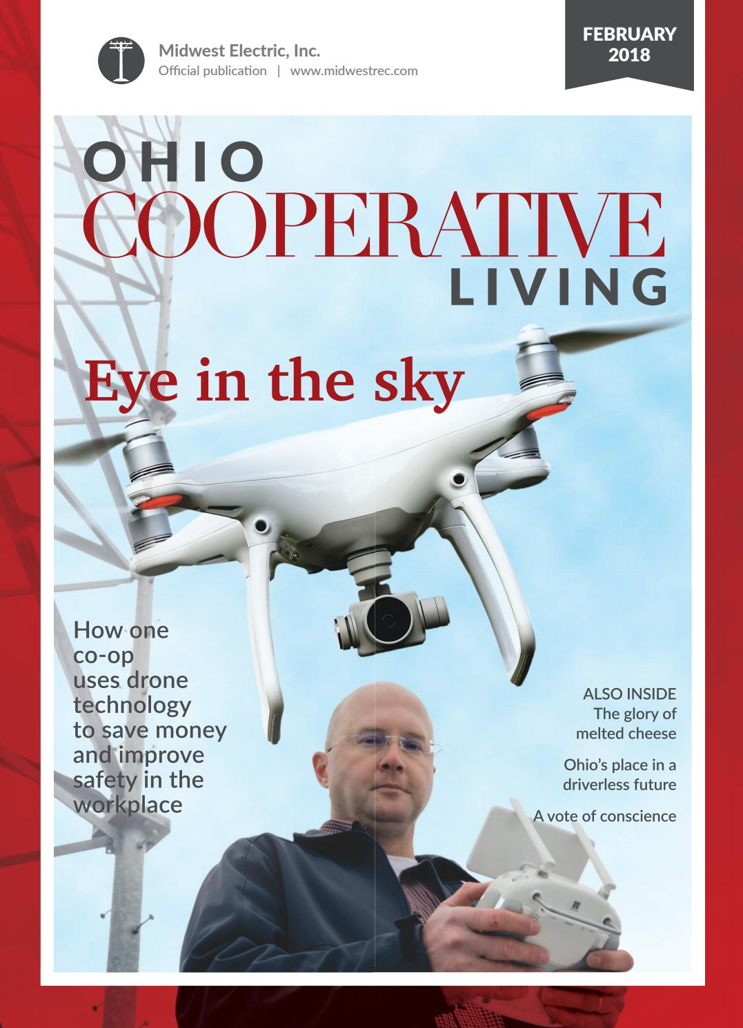 Ohio Cooperative Living February 2018 Midwest By Shop Cooper Wiring Devices 15amp White 3way Light Switch At Lowes Issuu