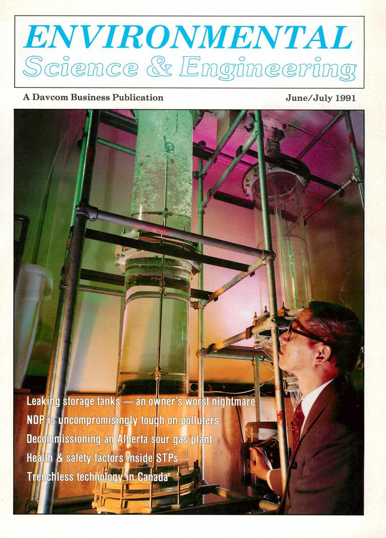 Environmental Science & Engineering Magazine (ESEMAG) June