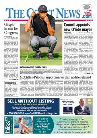 The Coast News January 26 2018 By Coast News Group Issuu