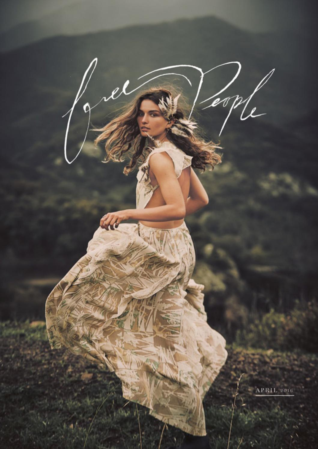 Bohemian Chic & Hippie Styles By Free People 2021