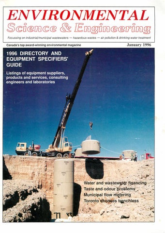 Environmental Science & Engineering Magazine (ESEMAG