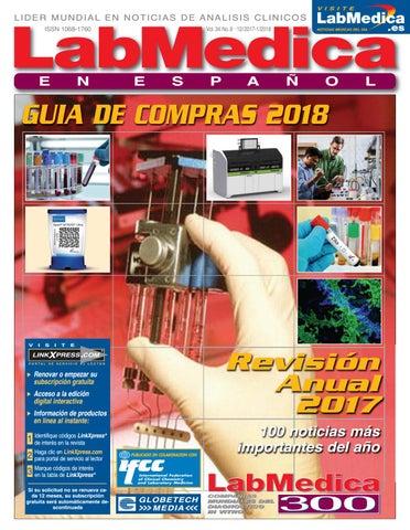 LabMedica en Español Enero 2018 by Globetech - issuu