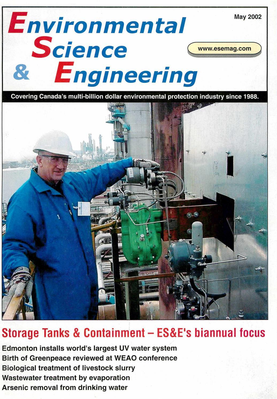 5521fcc7619 Environmental Science & Engineering Magazine (ESEMAG) May 2002 by  Environmental Science and Engineering Magazine - issuu