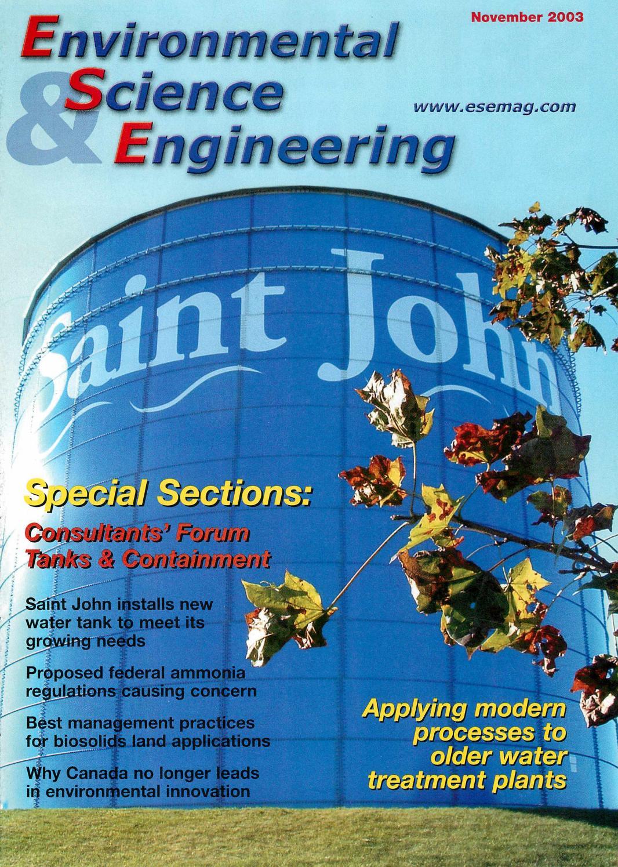 Environmental Science & Engineering Magazine (ESEMAG