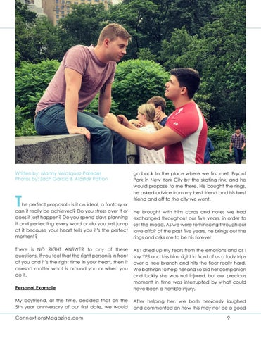 Page 9 of The Perfect Proposal: Zach & Alastair