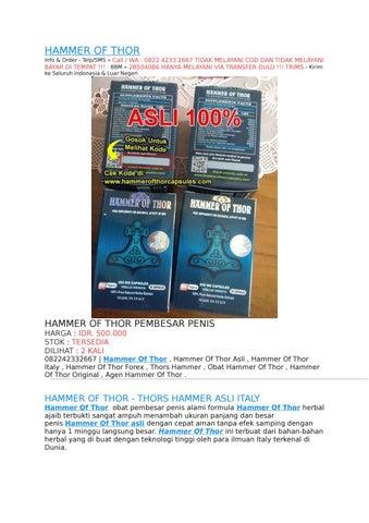 hammer of thor buy by vimax pills issuu