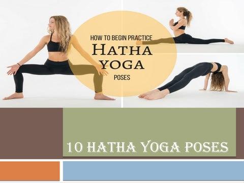 hatha yoga asanasyachna sharma  issuu