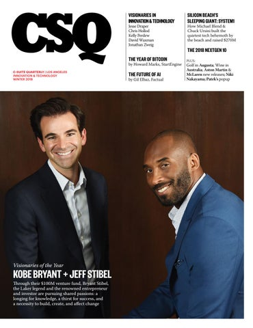 8e8a9a60a0e C-Suite Quarterly by CSQ Magazine - issuu