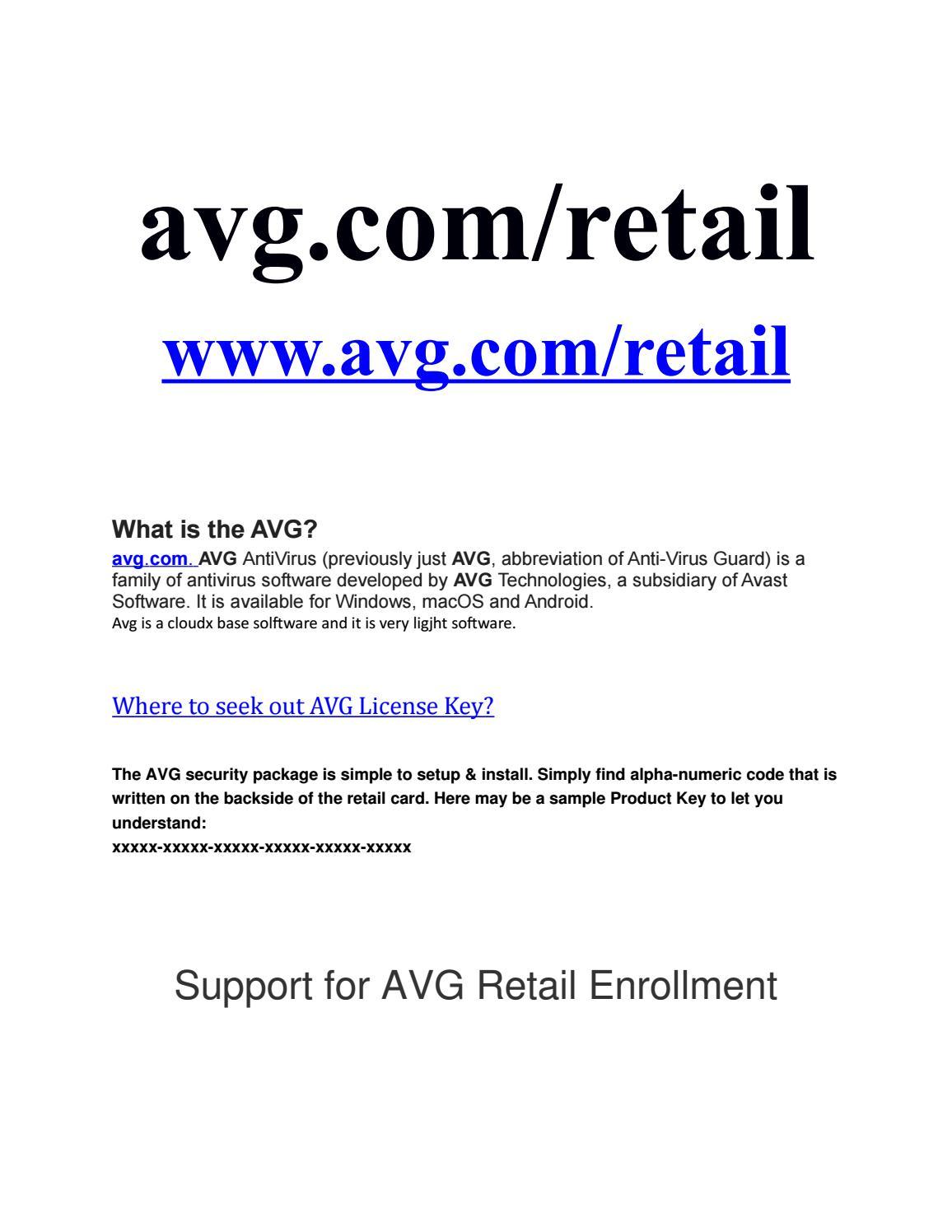 www.avg antivirus