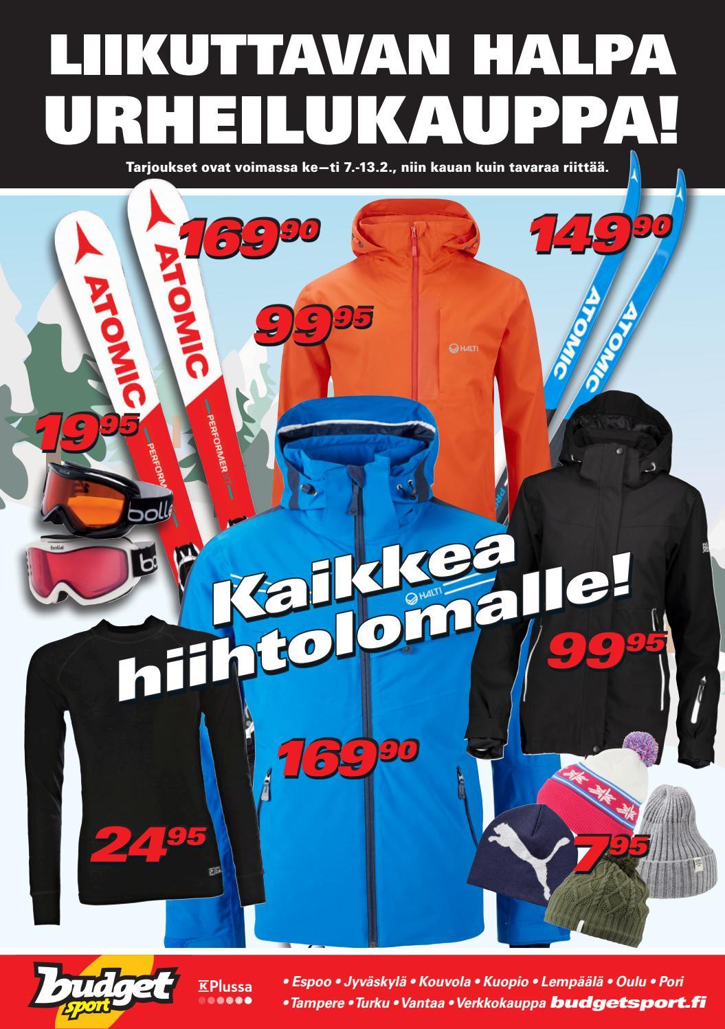 Urheilukauppa Tampere