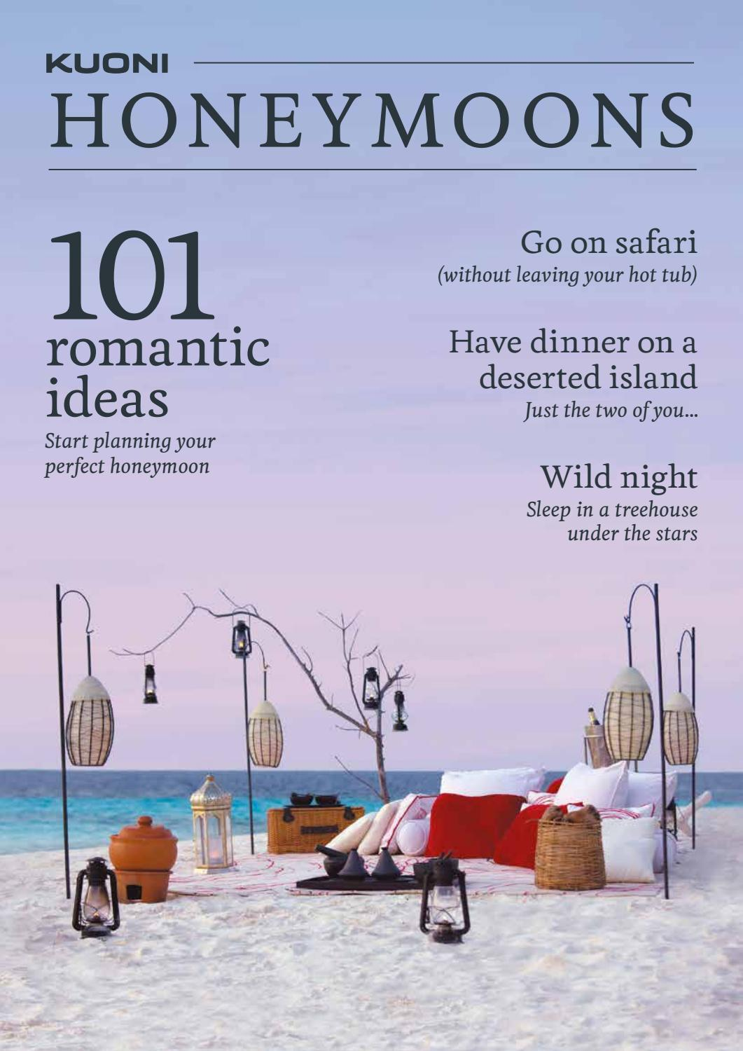 Kuoni Honeymoons By Travel Designers Issuu