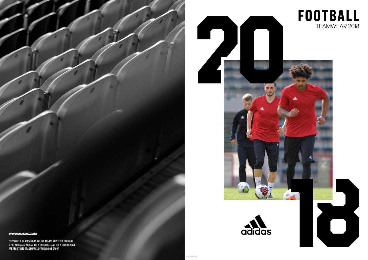 aa18d29c5ab Adidas Teamwear Brochure