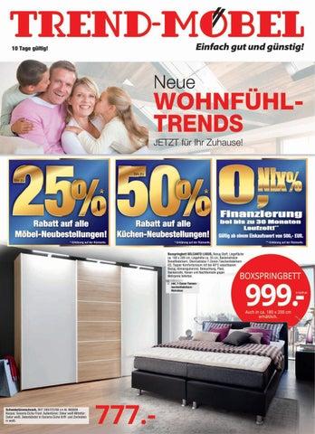 Trendmoebel Hennigsdorf By Markische Onlinezeitung Issuu