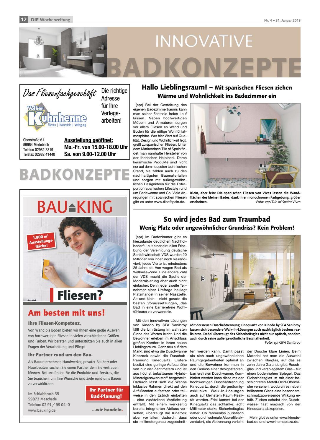 briloner anzeiger ausgabe vom by brilon totallokal issuu. Black Bedroom Furniture Sets. Home Design Ideas