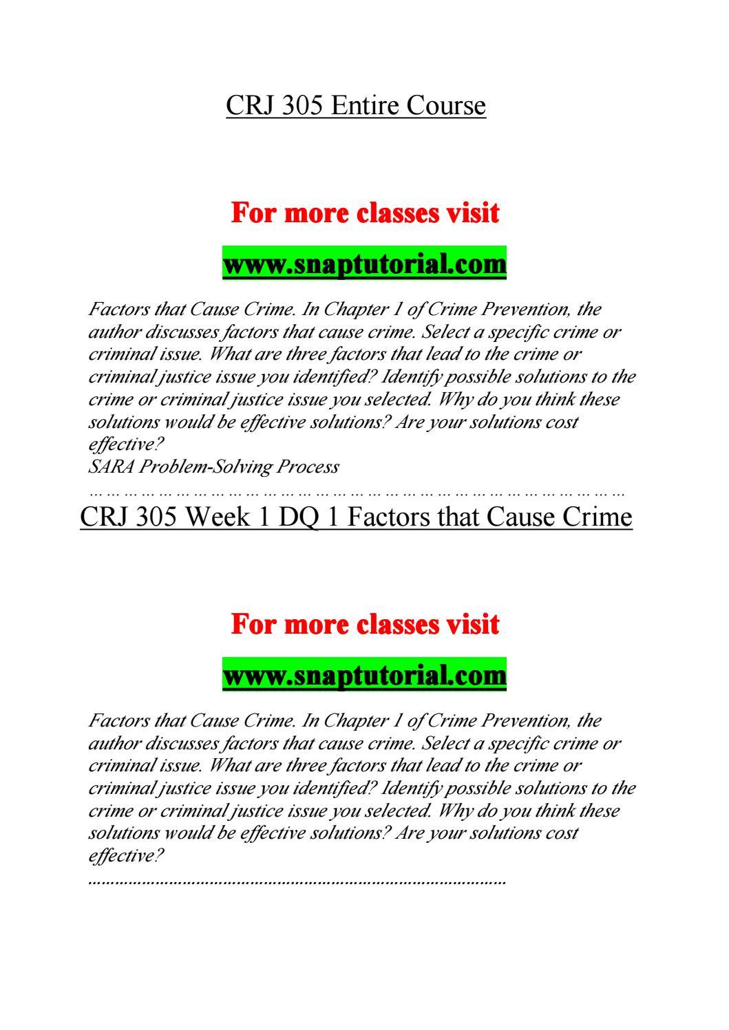 sara crime prevention