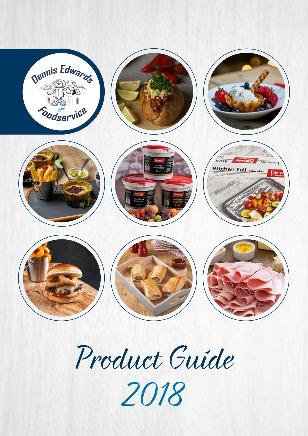 Dennis Edwards Product Guide 2018 By Infotech Studio Issuu