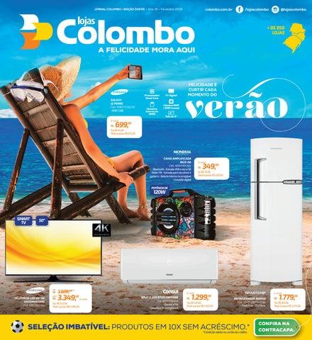 9604b2a7d JORNAL COLOMBO - EDIÇÃO 309 RS - Ano 16 - Fevereiro 2018