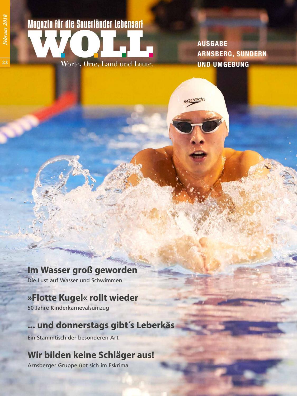WOLL Magazin für Arnsberg, Sundern und Umgebung; Februar 2018 by ...