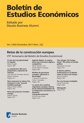 Port. 222.qxp Maquetación 1 10 1 18 9 47 Página 1. Boletín de Estudios  Económicos Editado por ... 0c153a5de