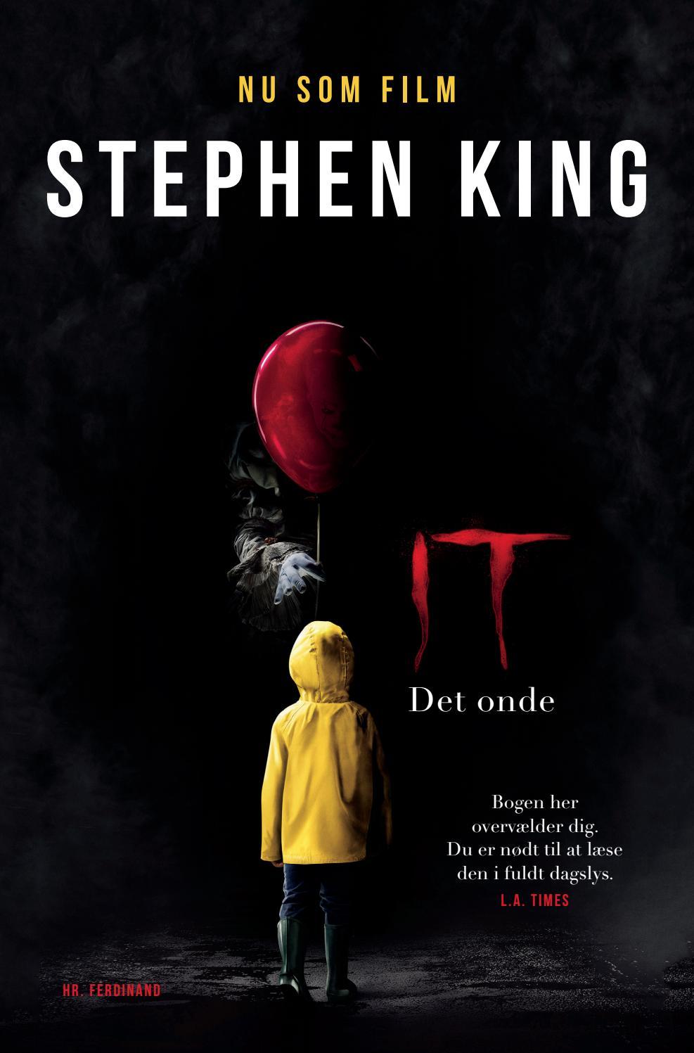 DET (1991) (Stephen King) - DVD - Discshop.se