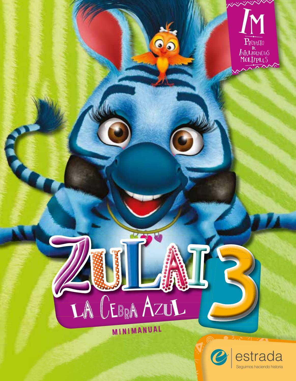 Zulai 3 - Minimanual - Editorial Estrada by Macmillan Publishers ...