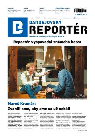 54dff419f2fc Bardejovský reportér č.07 by Bardejovský Reportér - issuu
