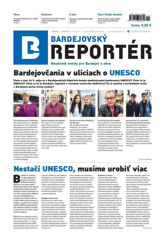 b29bed8b6f38 Bardejovský reportér č.12 by Bardejovský Reportér - issuu