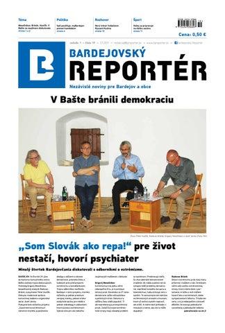 26f2c4eec795 Bardejovský reportér č.19 by Bardejovský Reportér - issuu