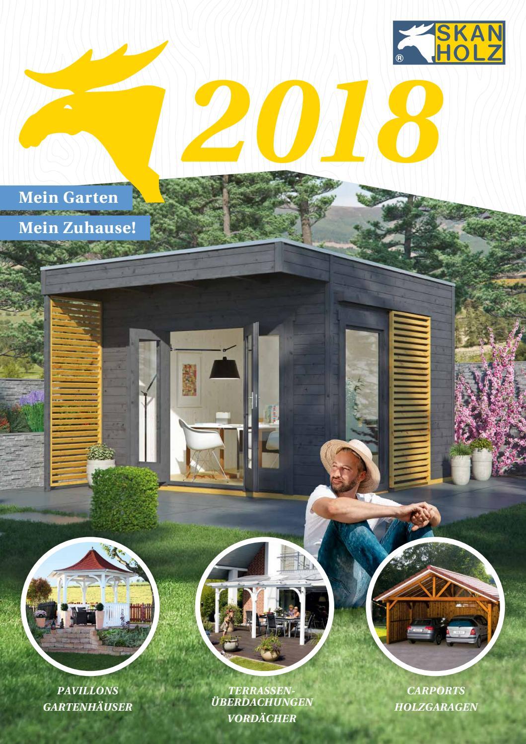 Skan Holz Katalog 2018 By Tangram Werbeagentur Gmbh Co