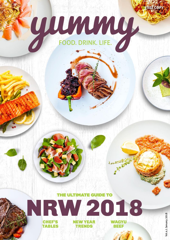 Yummy Vol 39. NRW 2018 by Yummy - issuu