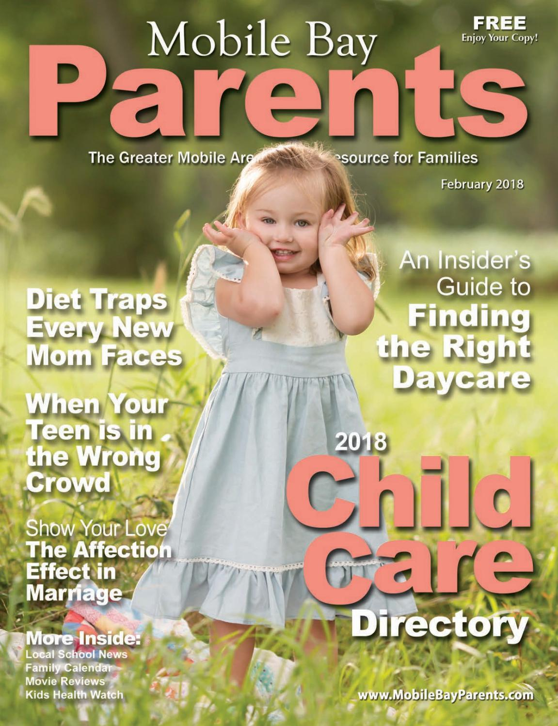 mobile bay parents february 2018 by keepsharing issuu rh issuu com Theatre Guide Magazine Bridal Guide Magazine