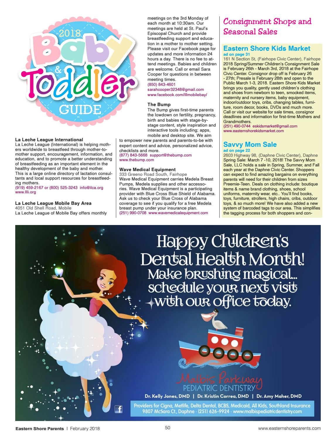 Eastern Shore Parents Magazine February 2018 By Keepsharing Issuu