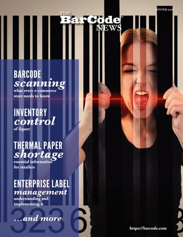 The barcode news winter 2018 issue by barcode issuu page 1 fandeluxe Images
