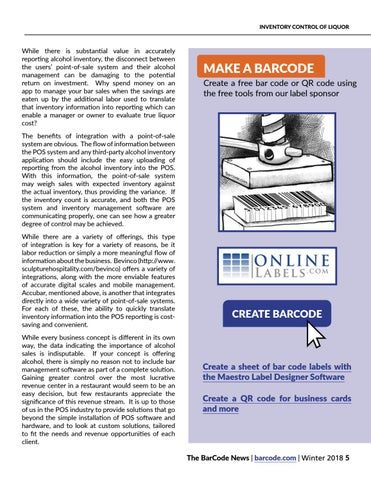 The BarCode News Winter 2018 Issue by Barcode com - issuu