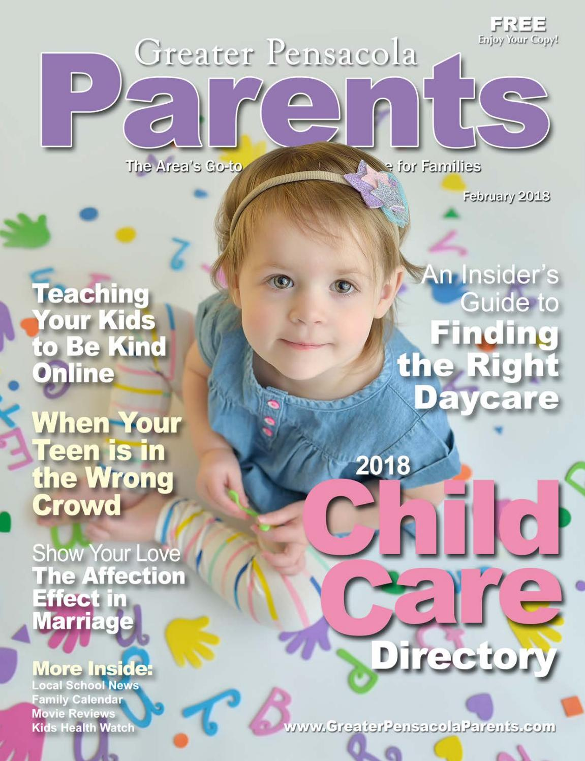 Greater Pensacola Parents February 2018 by KeepSharing - issuu