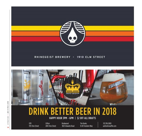Page 24 of Cincy Winter Beerfest Official Guide