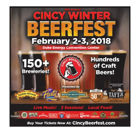 Page 25 of Cincy Winter Beerfest Official Guide