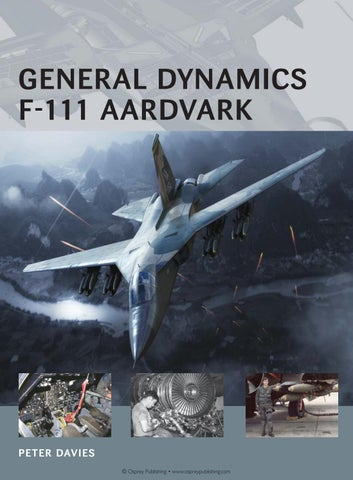 Osprey air vanguard 010 general dinamics f 111 aardvark by ariel general dynamics f111 aardvark fandeluxe Image collections