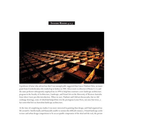 Inside Room4.1.3 by richardweller - issuu on