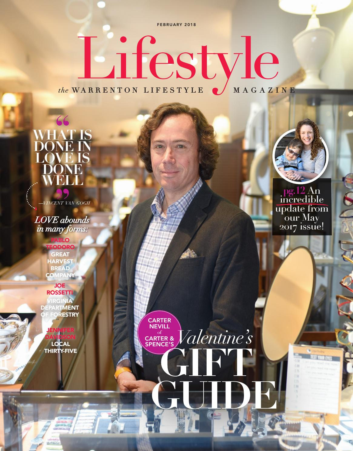 Warrenton Lifestyle Magazine February 2018 By Piedmont Publishing Group Issuu