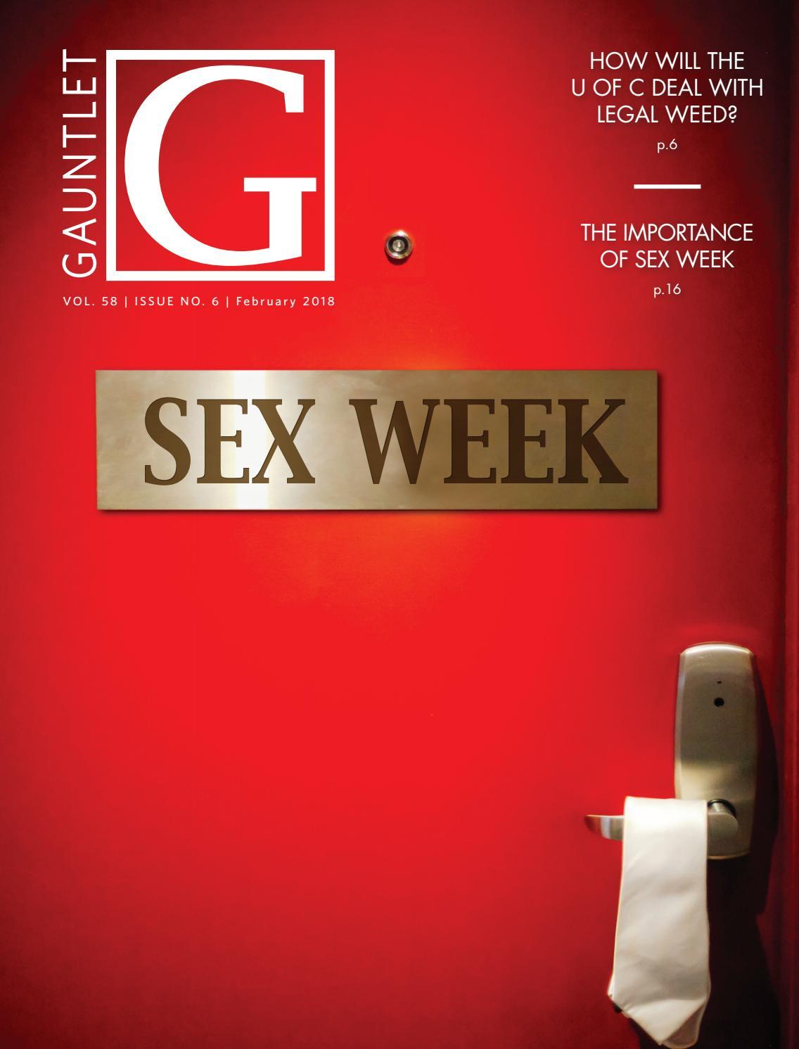 cf085b741f5 The Gauntlet — February Magazine by GauntletUofC - issuu