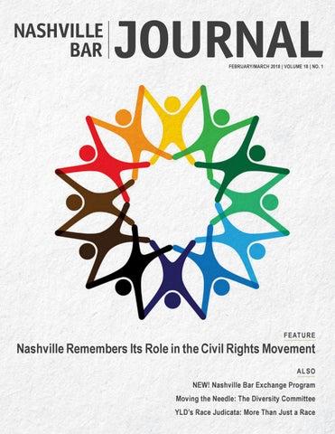 Nashville Bar Journal | February/March 2018 by Nashville Bar